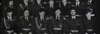 Hoher Norden: Offizierskorps 1978
