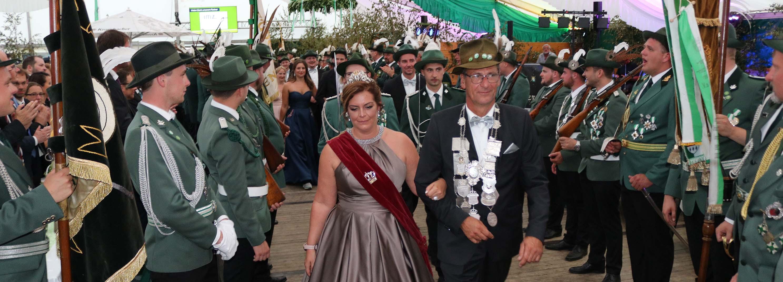 Fotos vom Schützenfest 2019